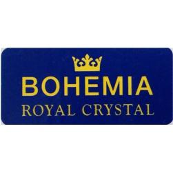 Bohemia Royal Crystal copas grabadas vasos personalizados de crista