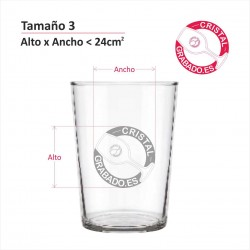 Grabado Tamaño 3