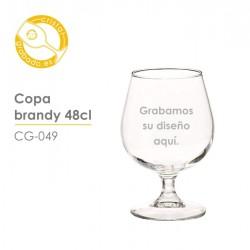 Copa brandy personalizada 48 cl.