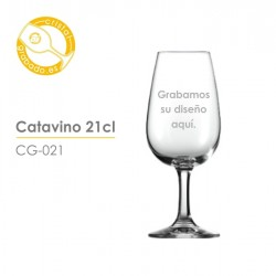 Catavino grabado 21cl