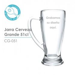Jarra cerveza personalizada 51cl