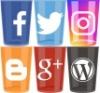 www.cristalgrabado.es en las Redes Sociales