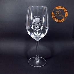 Copas de Vino Personalizadas Con diseño Exclusivo para Regalo