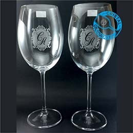 Copas de Vino Burdeos 59cl Personalizadas