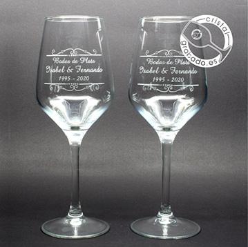 El regalo perfecto para celebrar tus Bodas de Cristal.