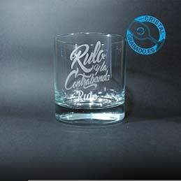Vaso whisky 36cl. cristalgrabado.es - Vasos y copas de cristal personalizado