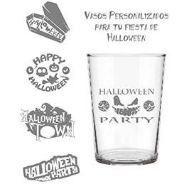 Vasos Personalizados para tu Fiesta Halloween