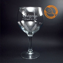 Vasos Personalizados Para Fiestas y Eventos. Cristal Grabado